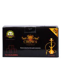 Уголь кокосовый Crown 72 штук 1 кг