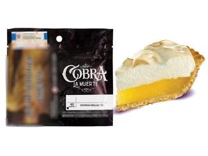 Табак для кальяна на основе чайной смеси Cobra Origins Cake (кобра пирог) 50г