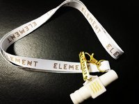 Персональный мундштук Element белый