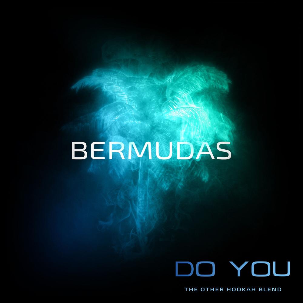 Табак для кальяна на основе чайной смеси Do you Bermudas (Свежий Лайм) 50 гр