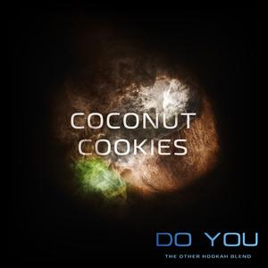 Табак для кальяна на основе чайной смеси Do you Coconut Cookies (Кокосовое Печенье) 50 гр