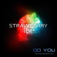 Табак для кальяна на основе чайной смеси Do you Strawberry Ice (Ледяная Клубника) 50 гр