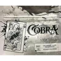 Табак для кальяна на основе чайной смеси Cobra Virgin Сок Каламанси 50 гр