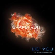 Табак для кальяна на основе чайной смеси Do you Grapefruit (Грейпфрут) 50 гр