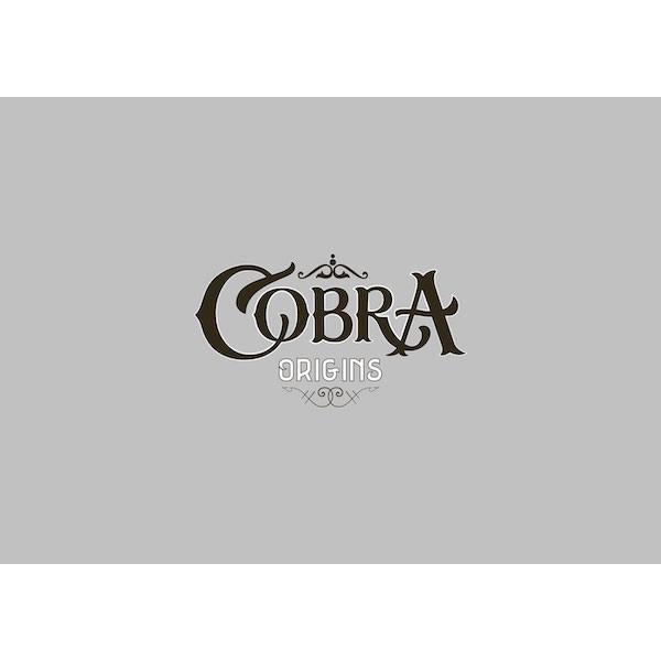 Табак для кальяна на основе чайной смеси Cobra Origins Raspberry (Малина) 50 гр