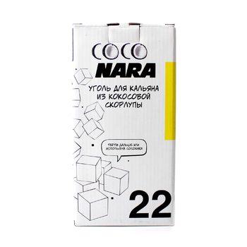 Уголь  кокосовый Coconara 96 штук