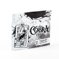 Табак для кальяна на основе чайной смеси Cobra Virgin Mandarin Cream (Мандарин Крем) 50 гр