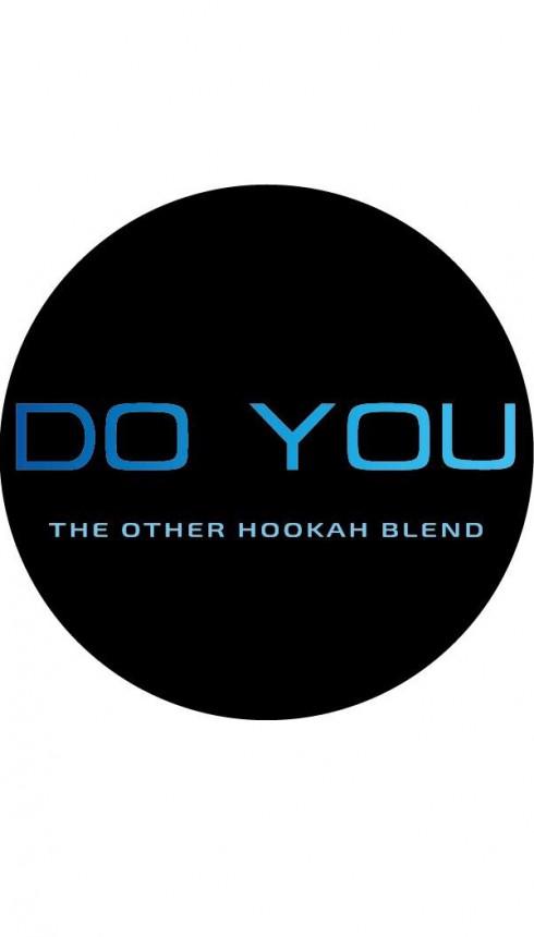 Табак для кальяна на основе чайной смеси Do you Black Plum (Тёмная Слива) 50 гр