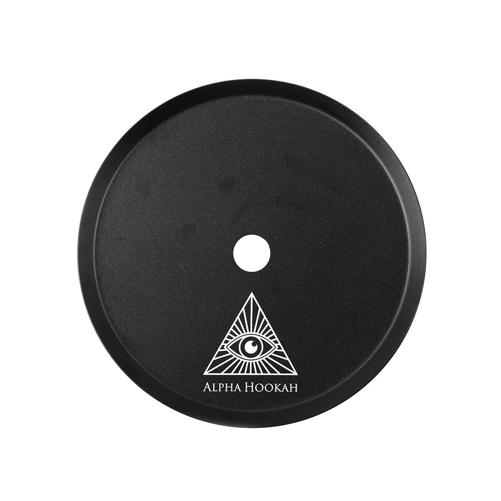 Шахта для кальяна Alpha Hookah X Green Fluor