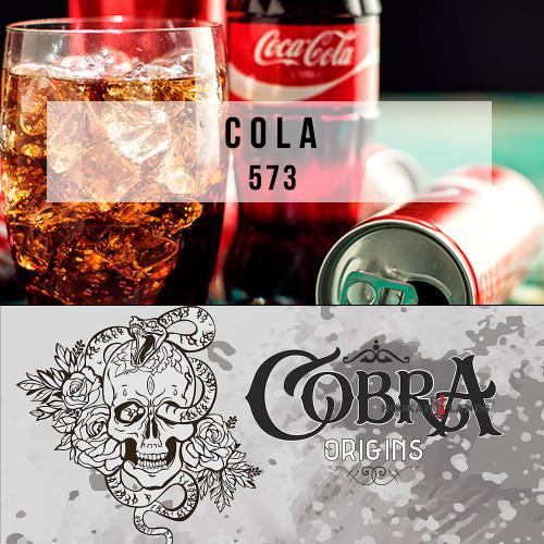 Табак для кальяна на основе чайной смеси Cobra Origins Кола 50 гр