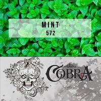 Табак для кальяна на основе чайной смеси Cobra Origins Мята 50 гр
