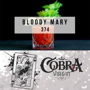 Табак для кальяна на основе чайной смеси Cobra Virgin Кровавая Мэри 50 гр
