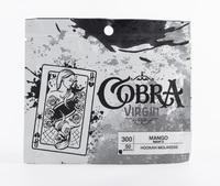 Табак для кальяна на основе чайной смеси Cobra Virgin Mango (Кобра Манго) 50г