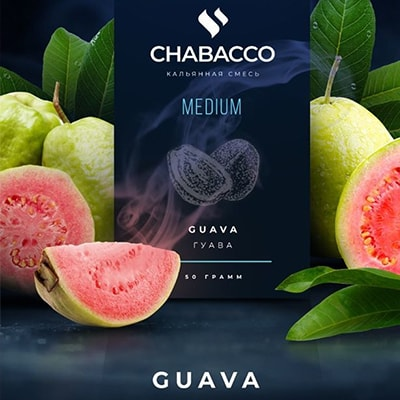Chabacco Guava Strong (Гуава)