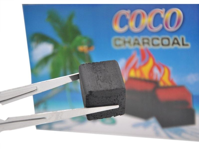 Кокосовые угли для кальяна